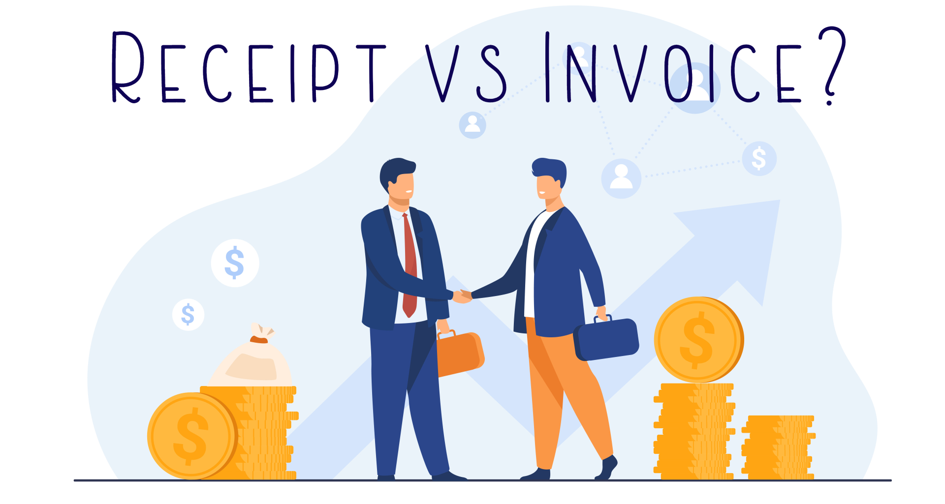 Receipt vs Invoice